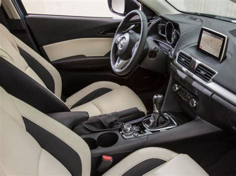 Mazda 3 Interior by 2016 Mazda3 Review Global Cars Brands