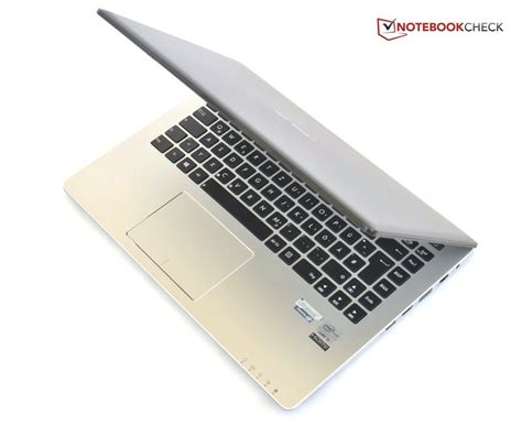 Asus Vivobook S400ca I5 3217u by Asus Vivobook S400ca 040h Notebookcheck Net External Reviews