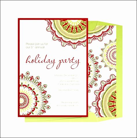 Office Invitation Templates 8 Company Party Invitation Template Sletemplatess Sletemplatess
