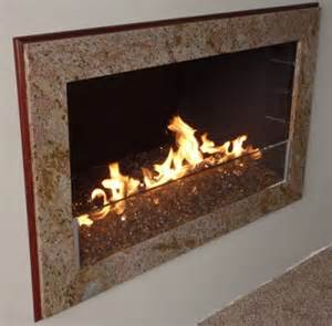 low profile fireplace gas or propane ribbon burner linear burner