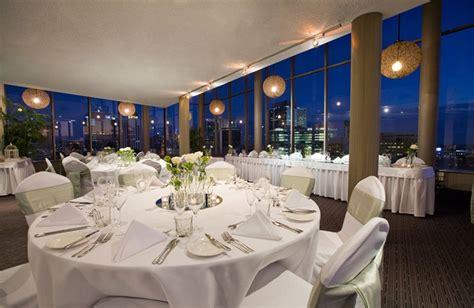 panorama room wedding brisbane wedding venues panorama room hotel brisbane reception location ideas