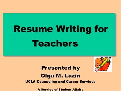 Sample Resume Format For Teachers by C V Resume Writing For Lecturer