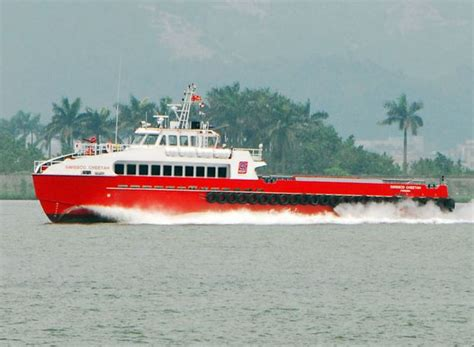 offshore crew boat companies swissco enters new crew boats contracts world maritime news