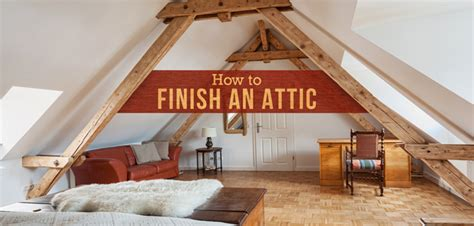 finish  attic  convert    room budget