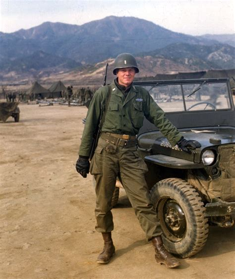 the war was in color colors of the korean war 5th rct draft post