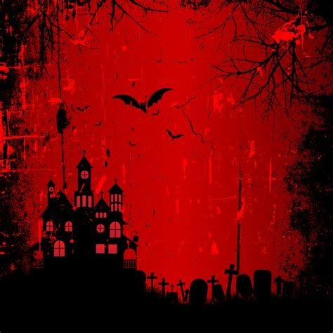 Is My House Haunted Address Search Free Background With A Haunted House For Vector