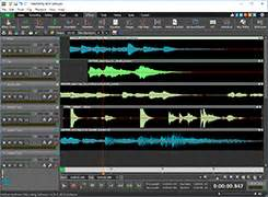 video editing and mixing software full version free download mixpad makes mixing audio music and voice tracks easy