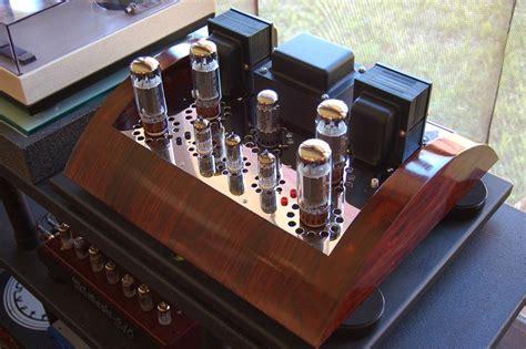 custom built el tube amp home theater forum
