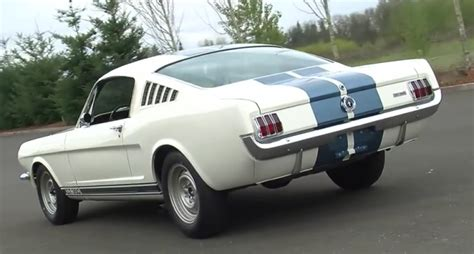 one of the nicest 1965 shelby g t 350s on the planet