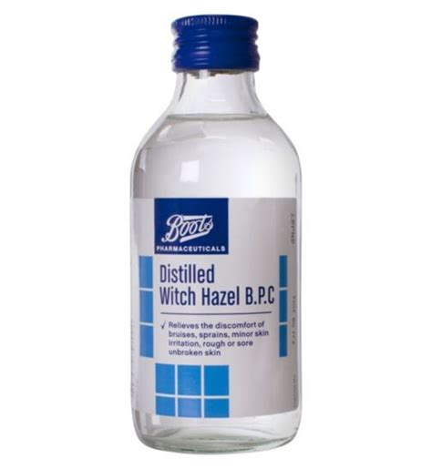 boots distilled witch hazel reviews photo ingredients makeupalley