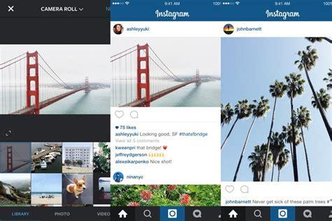 video format za instagram instagram predstavio svoju najveću preinaku dosad