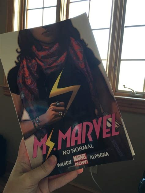 ms marvel volume 1 no normal comic review ms marvel volume 1 no normal books