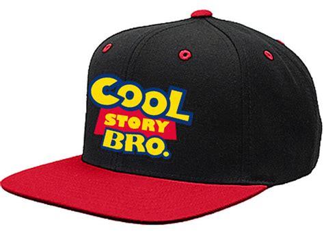 cool story bro snapback cool story bro from evil eye llc