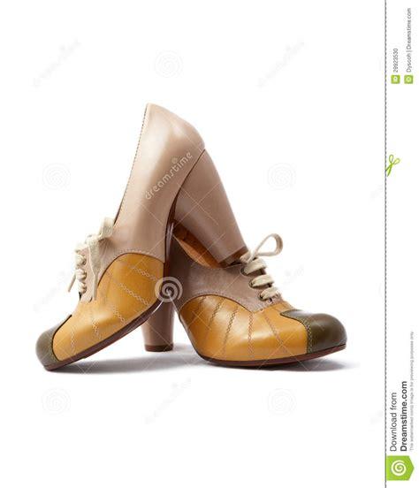 imagenes vintage zapatos par vintage de los zapatos de las mujeres del tac 243 n alto