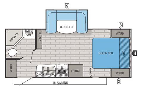 floorplan com 2015 white hawk 21fbs jayco inc