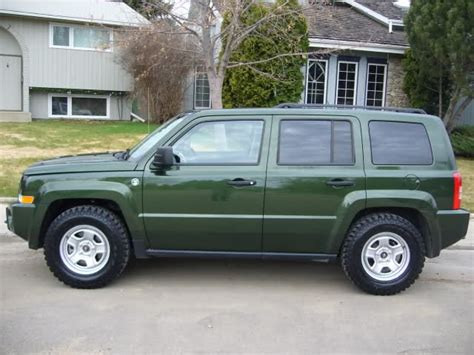 jeep patriot off road tires new goodyear a t page 3 jeepforum com