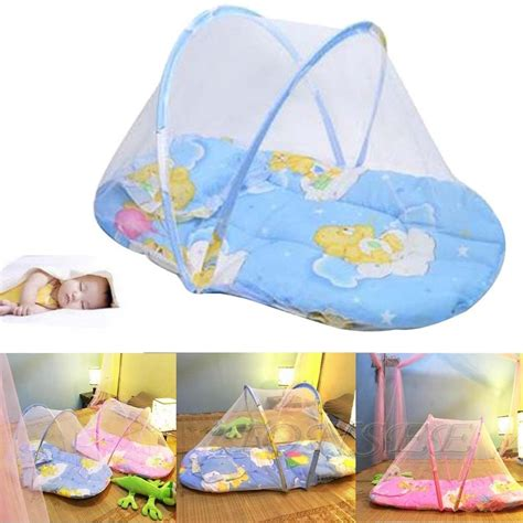 Travel Bed For Toddler Still In Crib Folding Baby Kid Infant Travel Bed Crib Canopy Mosquito Net Netting Tent Gifts Ebay