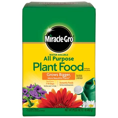 all flower food southernstates miracle gro all purpose plant food 1 lb southern states cooperative