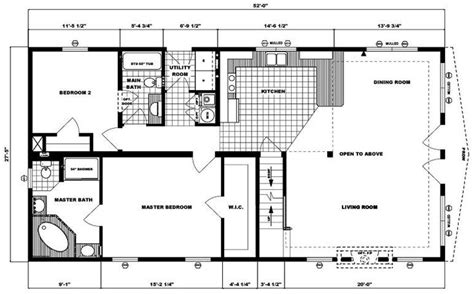 District House Floor Plans - quonset house floor plans factory style floor plans
