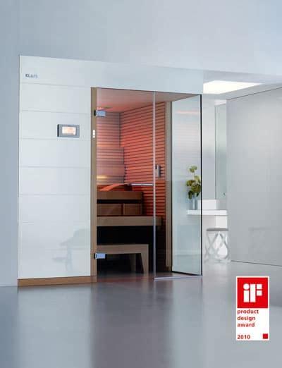 sauna zu hause sauna gewinnt design award sauna zu hause