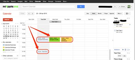 Gmail Calendars How To Sync Outlook Calendars With Calendars 2017