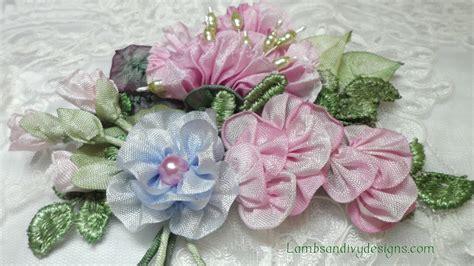 tutorial reben organza how to make silk satin or ribbon roses 8 steps with