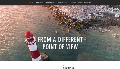 Website Templates Free Html5 Website Templates Wix Aerial Photography Website Templates