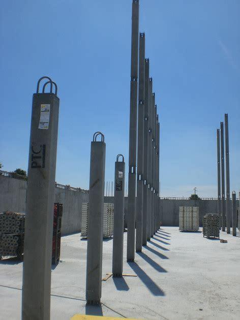residenza pavia pilastro a sezione ultrasnella pilastro ptc 174 nps 174 25 x 25