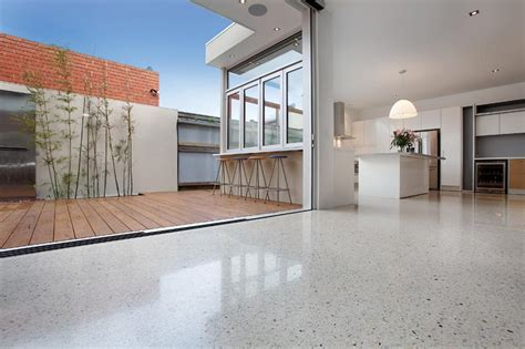 Residential Flooring Residential Polished Concrete