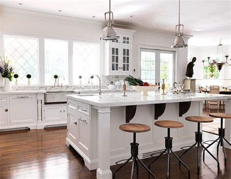Restoration Hardware Kitchen Island | restoration hardware maritime pendant transitional