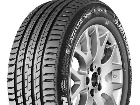 Michelin Latitude Sport 3, para SUV de alta performance Autocosmos.com