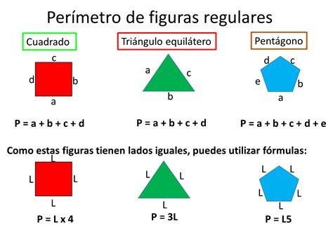 figuras geometricas con area y perimetro per 237 metro de figuras regulares matematicas para ti