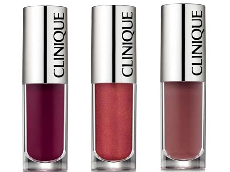 Clinique Lip Gloss clinique clinique pop splash lip gloss news