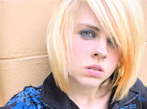 emo haircuts cause lazy eye emo eye covering haircuts causing lazy eye epidemic
