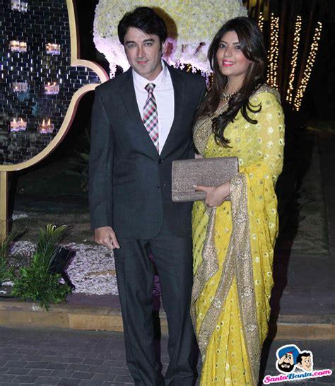 Riddhi and Tejas Wedding Reception    Jugal Hansraj along