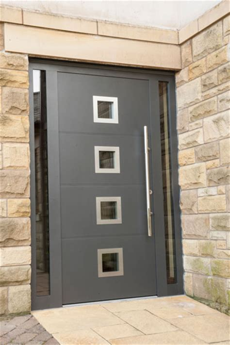 Entrance Doors finesse pvcu entrance doors
