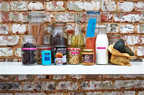 all vegan pantry staples oliver features