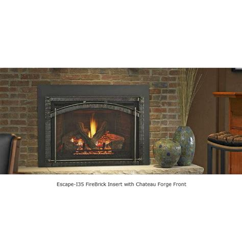 The Fireplace Element by Heat N Glo Escape I35