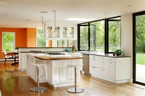 faire une cuisine am駻icaine cuisine d int 233 rieur astucieusement transform 233 e en cuisine