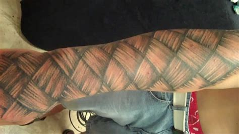 weave tattoo designs lauhala tribal tats tattoos