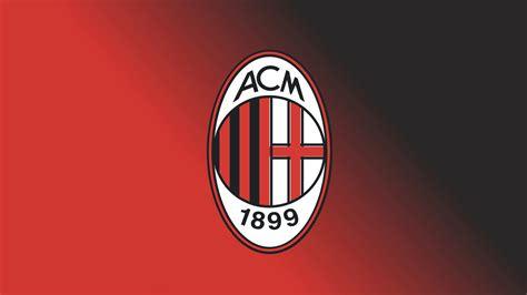 Kaos A C Milan Logo 2 Anak Ank Acm08 Laki Perempuan ac milan 2018 wallpapers wallpapersafari