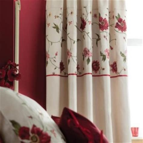red curtains for bedroom bedroom curtains for stylish homes hometone