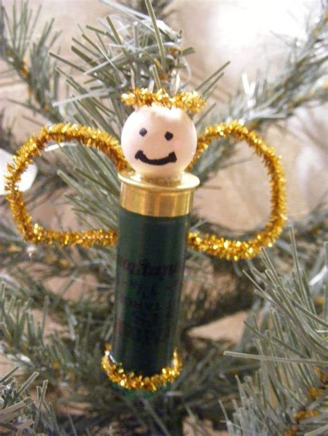 shotgun shell christmas 94 best christmas ornaments bullet casing images on