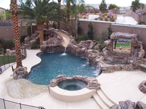 extreme backyard pools extreme pools photo gallery