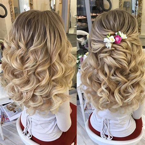 Hairstyles For Flower by 25 Best Ideas About Flower Hairstyles On