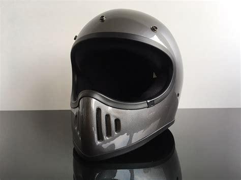 Helm Cross cross enduro helm endurohelm casco helmet casque silber grau dot ebay
