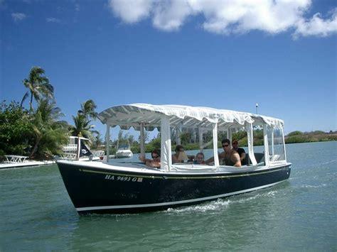electric boat cruise hawaii gallery duffy electric boats of hawaii