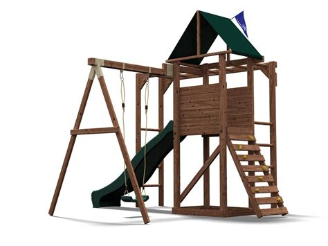 wooden slide and swing set uk childrens climbing frame swing sets slide monkey bars play