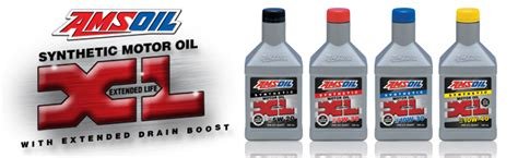 Oli Amsoil amsoil xl synthetic extended sae 5w 30 motor