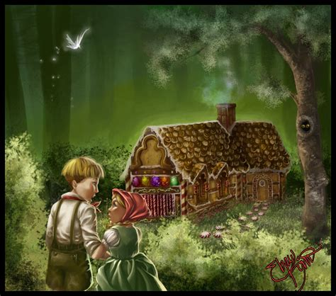 comics bilder hansel and gretel